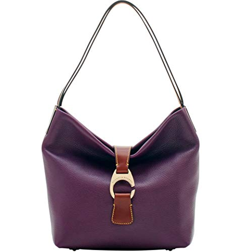 Dooney & Bourke Derby Pebble Hobo Shoulder Bag