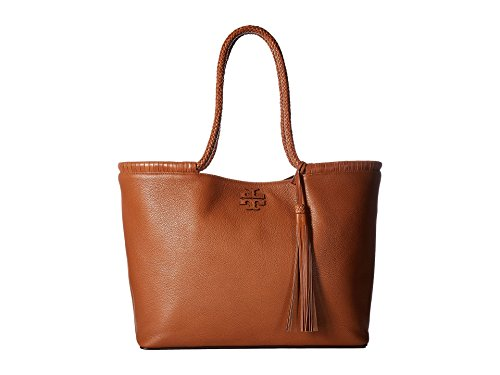 Tory Burch Taylor Tote – Saddle