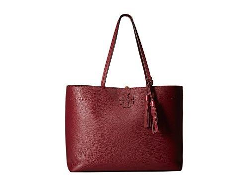 Tory Burch McGraw Ladies Medium Leather Tote Handbag 42200641