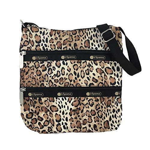 LeSportsac Kylie Crossbody Bag, Ombre Cheetah