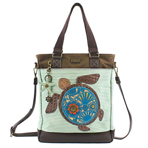 Chala Sea Turtle Work Tote Shoulder Bag – Turtle Lovers Gifts