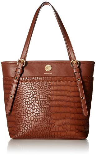 Anne Klein Pocket Tote, mocha