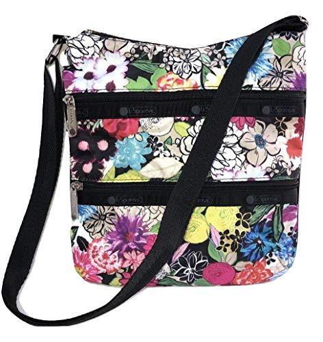 LeSportsac Sunlight Floral Kylie Crossbody Handbag, Style 3244/Color E141