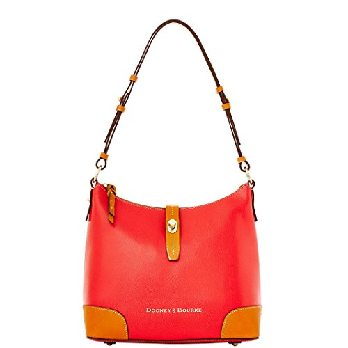 Dooney & Bourke Claremont Hobo Handbag – Red