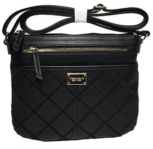 Tignanello Showstopper Cross Body, Black