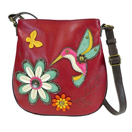 Chala Hummingbird Crossbody Handbag