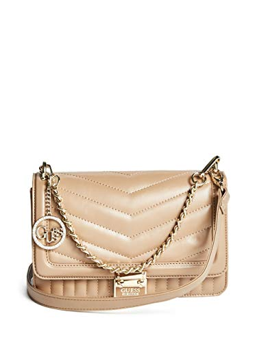 GUESS Factory Women's Trista Logo Crossbody