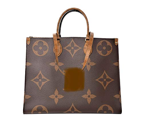 1:1 GIANT MONOGRAM ON THE GO TOTE | BOX INCLUDED