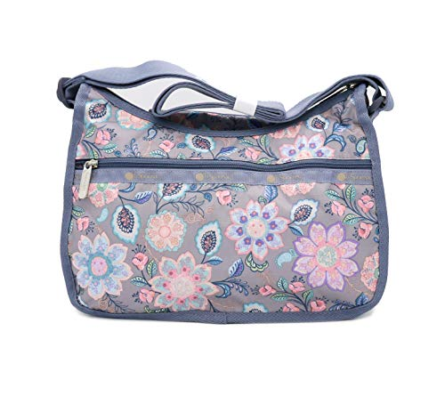 LeSportsac KR Exclusive Classic Hobo Crossbody Handbag in Femme