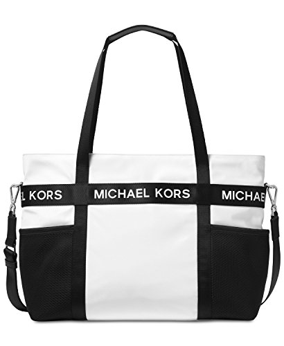 MICHAEL Michael Kors The Michael Bag Tote, Optic White
