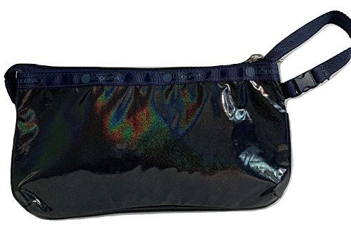 LeSportsac Twilight Chroma Shimmer Patent Small Koko Wristlet Bag, Style 8105/Color K615 (Iridescent)