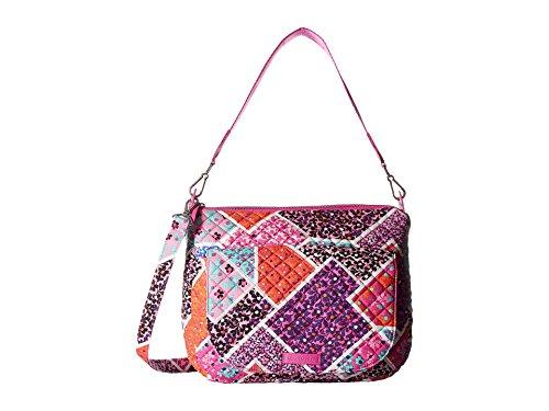 Vera Bradley Women's Carson Shoulder Bag Modern Medley Handbag