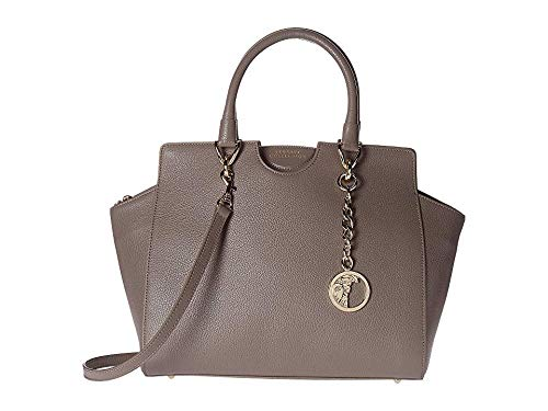 Versace Collection Women's Satchel Dark Taupe One Size