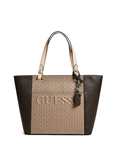 GUESS Factory Women's Rigden Monogram Large Tote