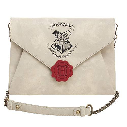 Harry Potter Letter Envelope to Hogwarts Clutch Purse