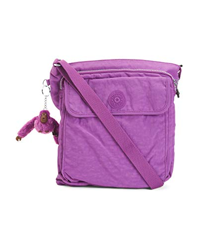 Kipling Machida Large Organizer Crossbody Handbag ~Lilac Dream Purple