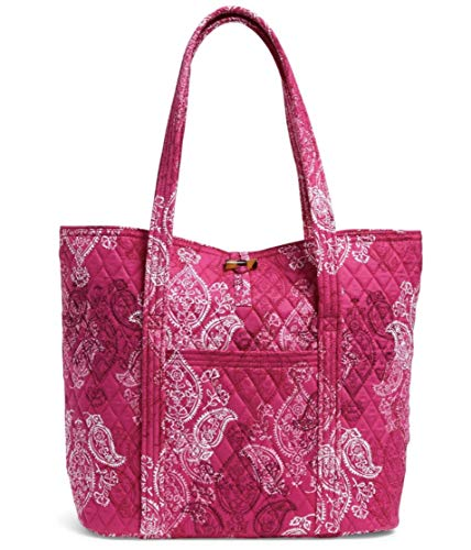 Vera Bradley Vera Tote Bag, Stamped Paisley