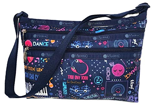 LeSportsac Little Orchestra Quinn Crossbody Handbag