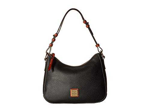 Dooney & Bourke Pebble Grain Small Kiley Hobo Shoulder Bag