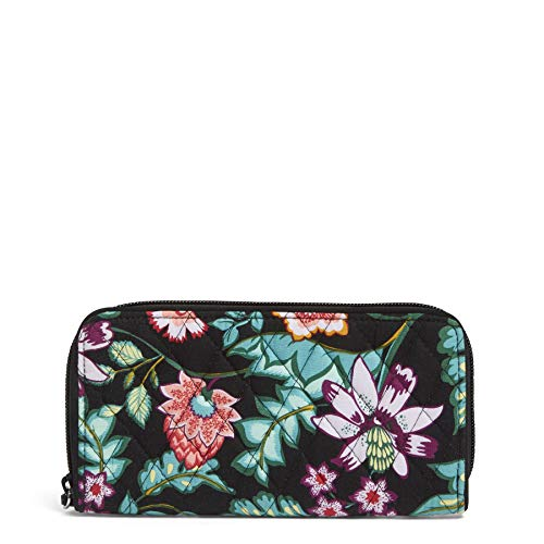 Vera Bradley RFID Georgia Wallet, Signature Cotton