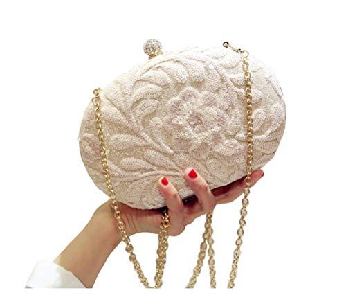 Always Pretty Womens Embroidery Clutch Evening Prom Purse Clutch Handbag