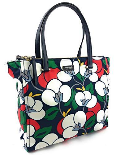 Kate Spade New York Medium Satchel Dawn Breezy Floral Purse