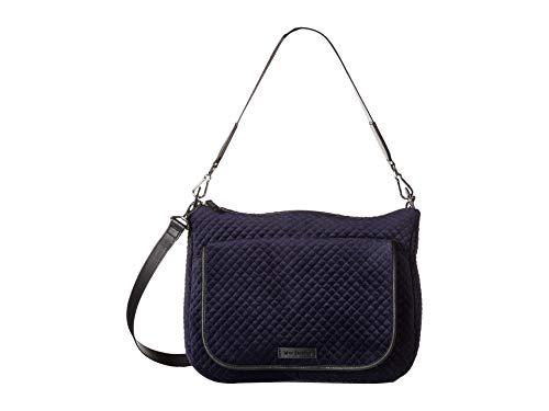 Vera Bradley Women's Carson Shoulder Bag Classic Navy 1 One Size