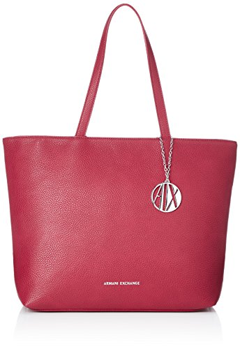 A|X Armani Exchange Zip Top Shoulder Bag, Royal red 160