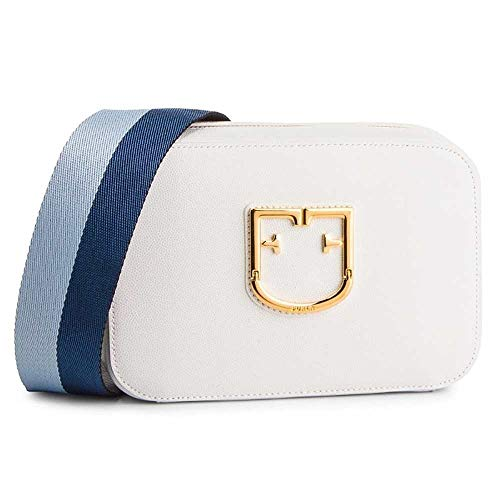 Furla women Brava crossbody bags chalk