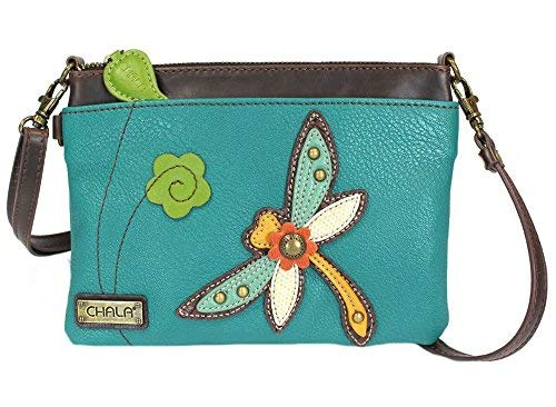Chala Dragonfly Mini Crossbody Handbag