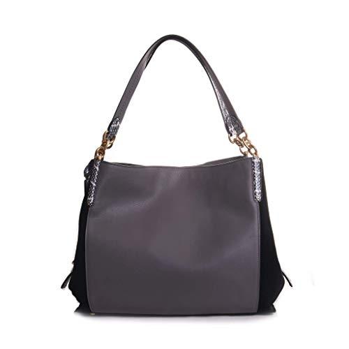 Coach Dalton 31 Leather Hobo Shoulder Bag