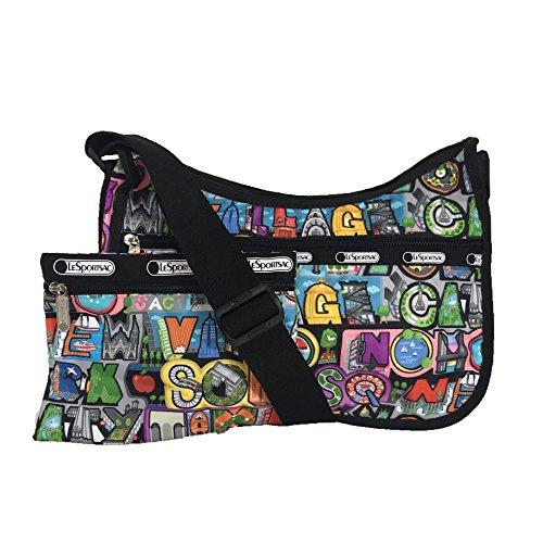 LeSportsac Classic Hobo Bag, NYC – New York City Exclusive