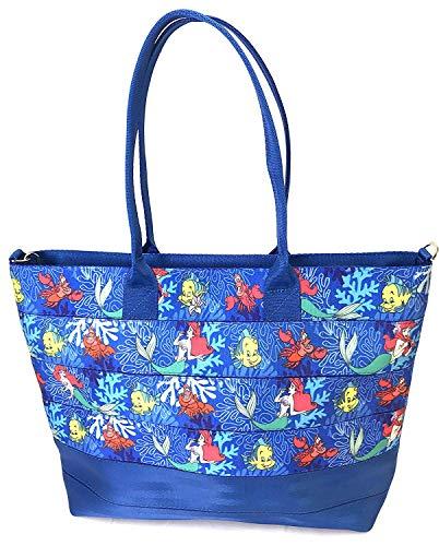 Disney Harveys The Little Mermaid Medium Streamline Tote Bag Purse