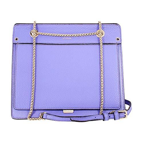 Furla Like Ladies Small Purple Lavanda Leather Crossbody 978223