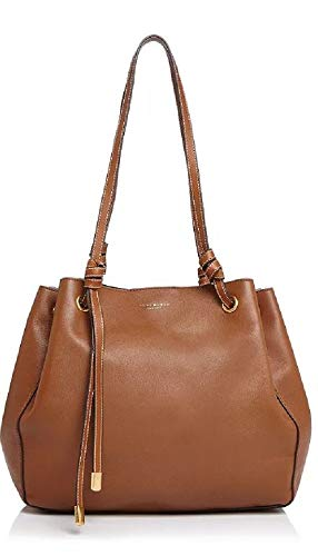 Tory Burch Women's Caroline Light Umber Leather Tote