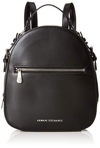 A|X Armani Exchange Top Handle Backpack, Nero-Black 189