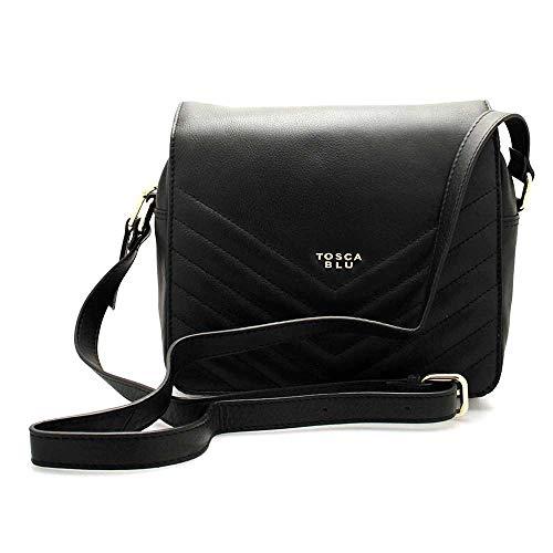 TOSCA BLU Bag LICIA Female Leather Black- TF192B283-C99