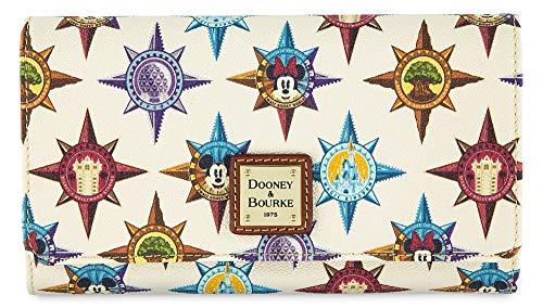 Parks Passport Crossbody Wristlet Wallet by Dooney & Bourke – Walt Disney World