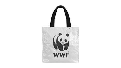 WWF – Sparkle Eco Organic Canvas Sequin Tote