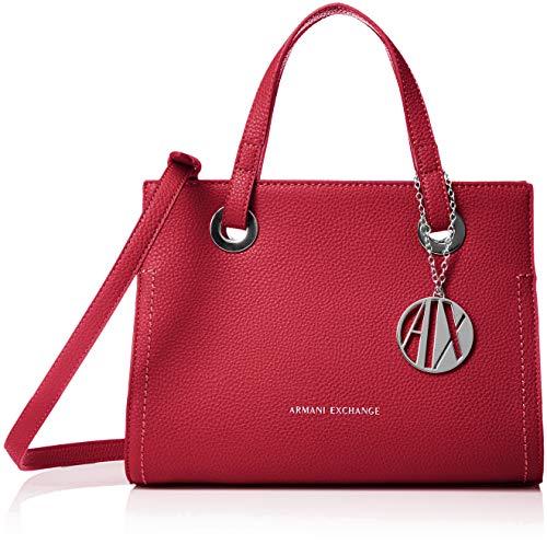 A|X Armani Exchange Small Handbag, Royal red 92