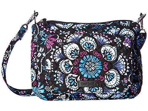 Vera Bradley Women's Carson Mini Shoulder Bag Bramble One Size