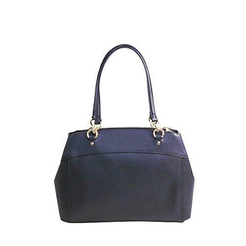 COACH F25926 LARGE BROOKE CARRYALL MIDNIGHT