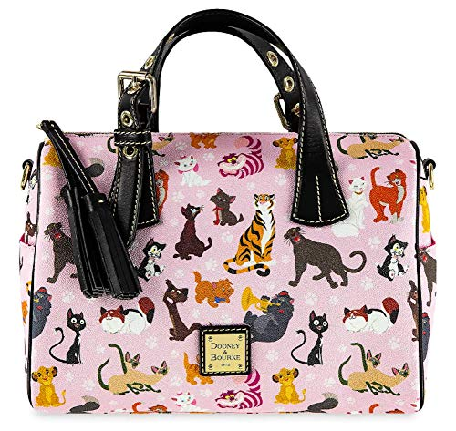 Disney Cats Satchel Handbag Purse by Dooney & Bourke