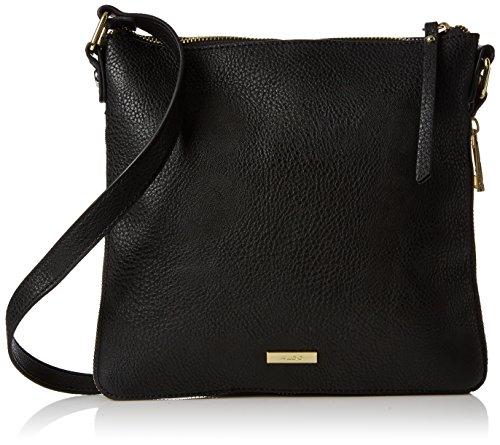 Aldo Womens Bucket Cross-Body Bag Black (Black)