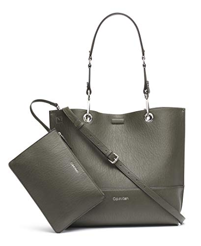 Calvin Klein Sonoma Reversible Novelty North/South Tote Bag, Camouflage