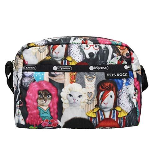 LeSportsac Pets Rock Daniella Crossbody Bag, Style 2434/Color G488