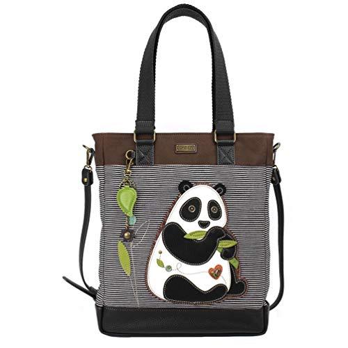 Chala Panda Work Tote Shoulder Bag – Panda Lovers Gifts