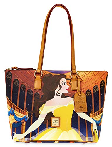 Disney Beauty and the Beast Belle Tote by Dooney & Bourke