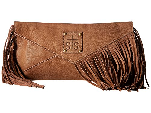 Sts Ranch Wear Womens STS Powder Envelope Clutch Fog