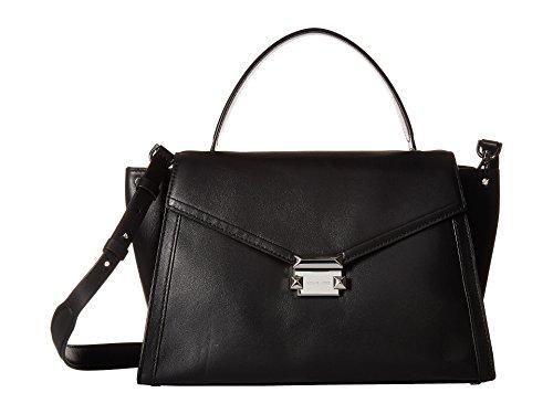 Michael Kors Whitney Ladies Large Leather Satchel 30T8SXIS3L001